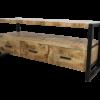 mangohout tv meubel