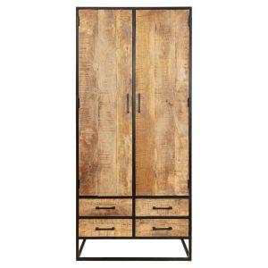 kabinet denver 90 cm mangohout