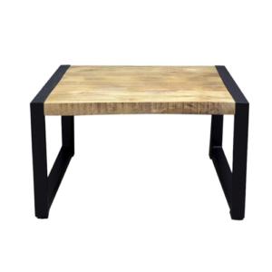 koffie tafel met plank